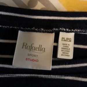 Rafaella Tops - Striped long sleeve